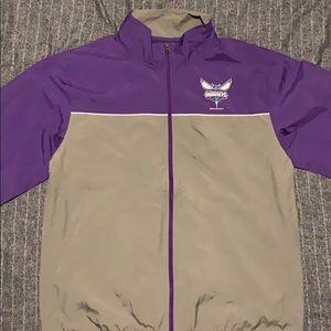 Charlotte Hornets Windbreaker